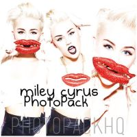 Miley Cyrus PhotoPack001 by PhotopackHQ