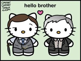 Mystrade kitties by comfortcomfort