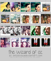 The Wizard of Oz avatars by onlyalive8