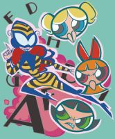 power puff girls by mizuru-san