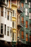 Philly buildings diversity by raverqueenage