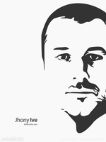 Jonathan Ive by SVGStock
