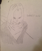 Misc: Sketch drawing by MikeDarko