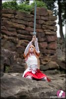 Sword Art Online by Foxy-Cosplay