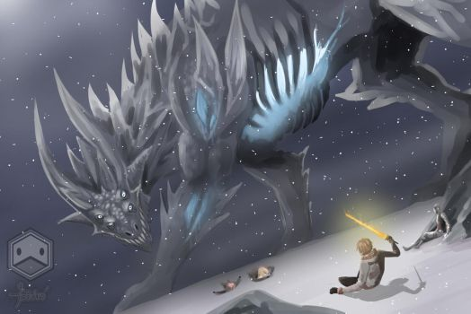 The Beast of the North by isansesu0803