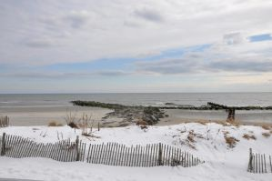 Winter at the Beach Stock 25 by FairieGoodMother