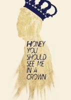 Honey, you should see me in a crown- Jim Moriarty by tributewizard1234