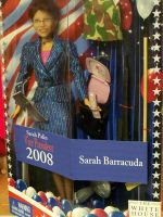 Sarah Palin Barbie by spectrestudios