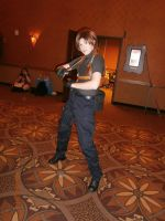 Leon Scott Kennedy 1 by enterprisedavid