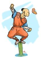 The Monk by FlyingNerve