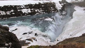 Gulfoss by Woolfred