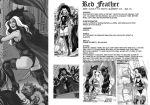 Red feather's bio page by yacermino