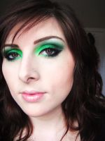 Neon Forests by itashleys-makeup