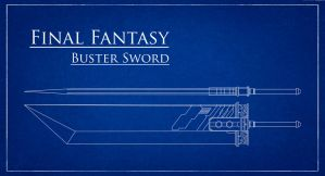 Zack-Fair-Buster-Sword-BP by TarasqueProductions