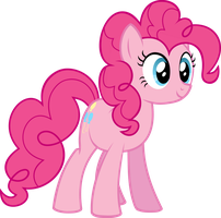 Pinkie Pie - Vector by VaderPL