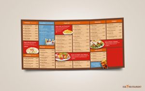 Restaurant Flyer by dreamer50