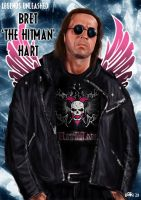 Bret Hart Unleashed by Bardsville