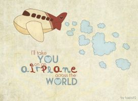 Airplane. by tasia92