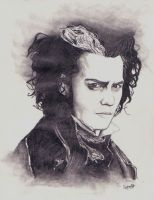 Sweeney Todd by fading-innocence