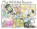 Test 012- My Unfulfilled Dream by InYuJi