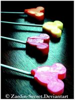 Mickey Lollipops by zardin-secret