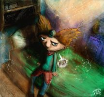 Hey Arnold! by Francisco-K