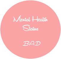 Mh Status Bad by Ambercatlucky2