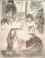 Inuyasha Doujin: PODOL Chpt. 1 pg. 5 by WhiteRiceLover