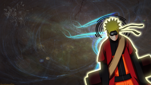 Naruto Background by lacrismedits