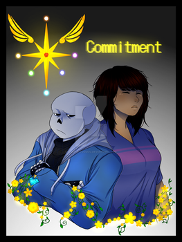 Commitment: Cover by Kimmys-Voodoo