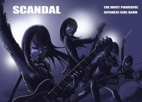 Scandal by JakeRichmond
