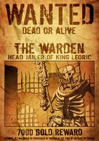 WANTED - Warden by Mokhan