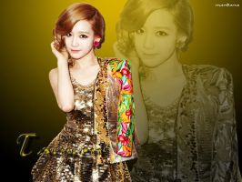 TTS Taeyeon Wallpaper by mandana21