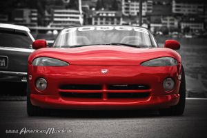 the red viper by AmericanMuscle