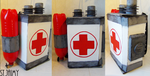 Medic backpack by stjaimy
