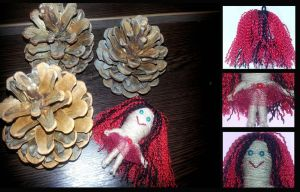 Red hair voodoo by persiangothic