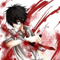 HIBARI IS BADASS XDD by Shumijin