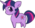 Chibi Twilight by Squeemishness