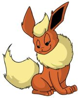 136 - Flareon by Winter-Freak