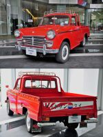 320 Pickup Truck by zynos958
