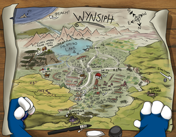 Nymble's Wynsiph Map by Nestly