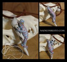 Spike the Tokay Gecko by NadilynBeato