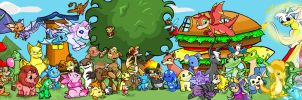 Neopet Central COMPLETED by sailormuffin
