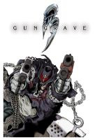 GUNGRAVE colored by PIXEL-Of-DOOM