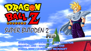 Dragon Ball Z Super Butoden 2 HD by Nostal