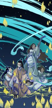 atla Secret Santa 2012 by ming85