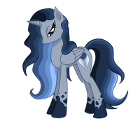 Princess Everfree - MLP:FiM OC by ForeverFreeFromFear