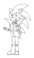 [Collab] Sonic: The Great Dictator by snowphoenix0101