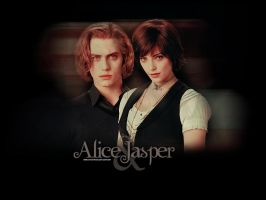 Alice and Jasper eclipse promo by Hesavampire