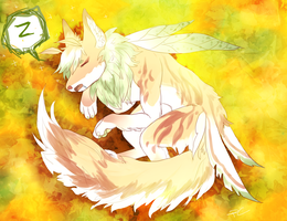 [DTA] leafsnooze by Pharos-Chan